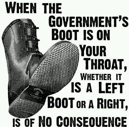 Oppressive Government